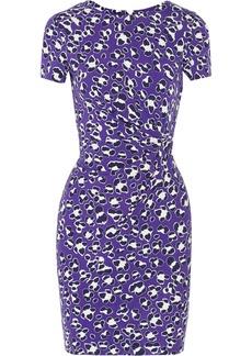 Diane von Furstenberg Zoe wrap-effect stretch-jersey dress