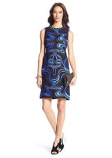 DVF Aymeline Shift Dress