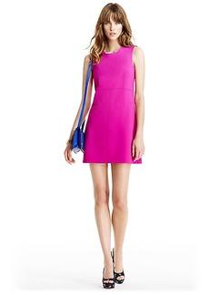 DVF Carrie Ceramic Shift Dress