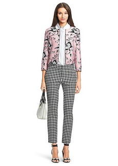 DVF Gabrielle Silk Wool Jacket