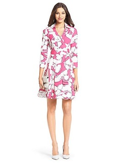 DVF Jadrian Wrap Dress