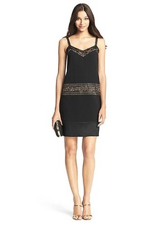 DVF Judy Embellished Dress