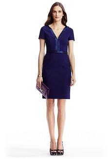 DVF Maisie Ceramic Sheath Dress