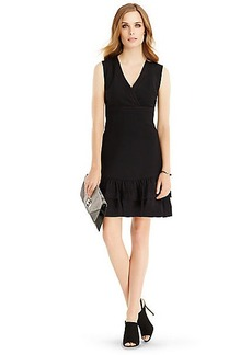 DVF Rayan Ruffle Mini Dress