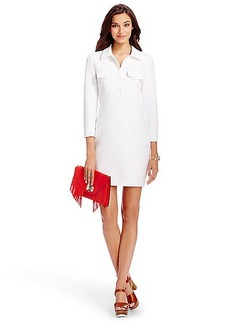 DVF Simone Ceramic Tunic Dress