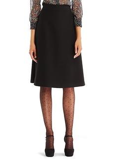 DVF Winslet A-Line Knee Length Skirt