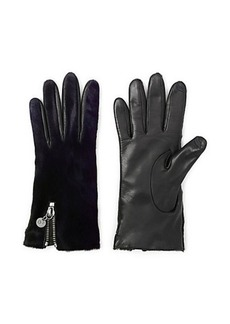Haircalf Zip Gloves