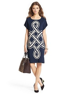 Harriet Love Knot Tunic Dress