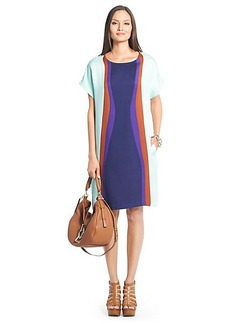 Harriet Silk Tunic Dress