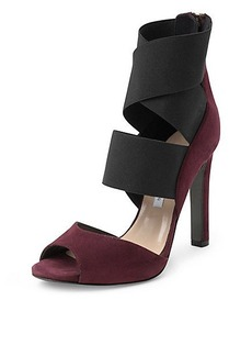 Juliesa Elastic Strap Heel