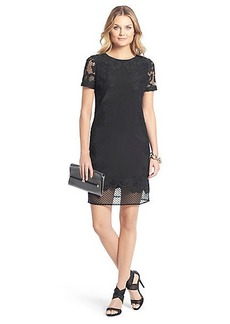 Leighton Lace Detail Dress