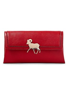 Lucky Sheep Chinese New Year Envelope Clutch