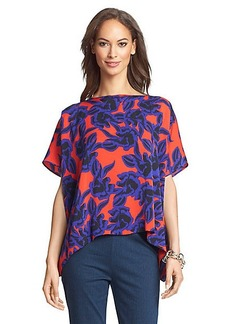 New Hanky Relaxed Printed Top