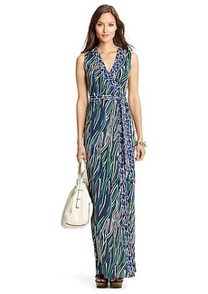 New Yahzi Maxi Wrap Dress