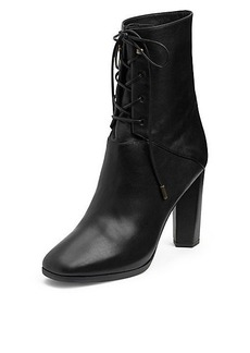 Paden Lace Up Bootie