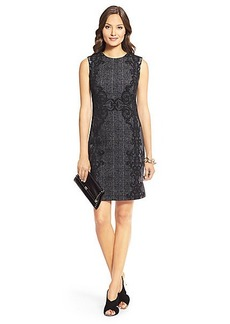 Pentra Wool Sheath Dress