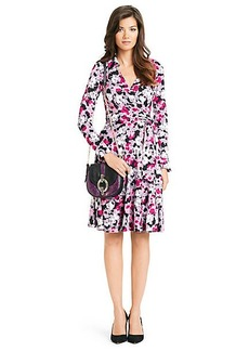 Pop Wrap Limited Edition T72 Silk Jersey Wrap Dress