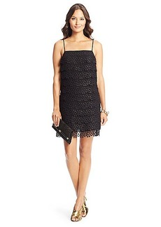 Star Tiered Sheath Dress