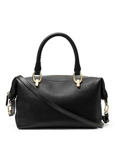 Sutra Metro Leather Duffle Bag