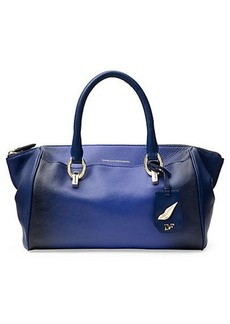 Sutra Ombre Leather Small Duffle Bag