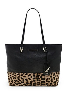 Sutra Ready To Go Leopard Haircalf Tote