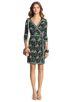 Tallulah Two Silk Jersey Wrap Dress