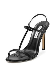 Ulla Thin Strappy Leather Sandal