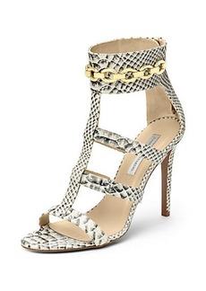 Uma Chain Detail Heel