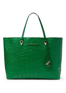 Voyage Large Croc Ready To Go Tote