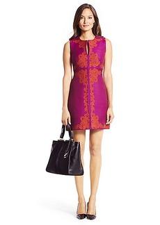 Yvette Woven A-Line Dress