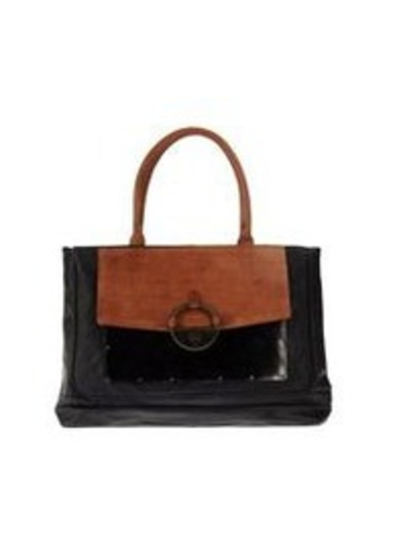 DIESEL - Large leather bag