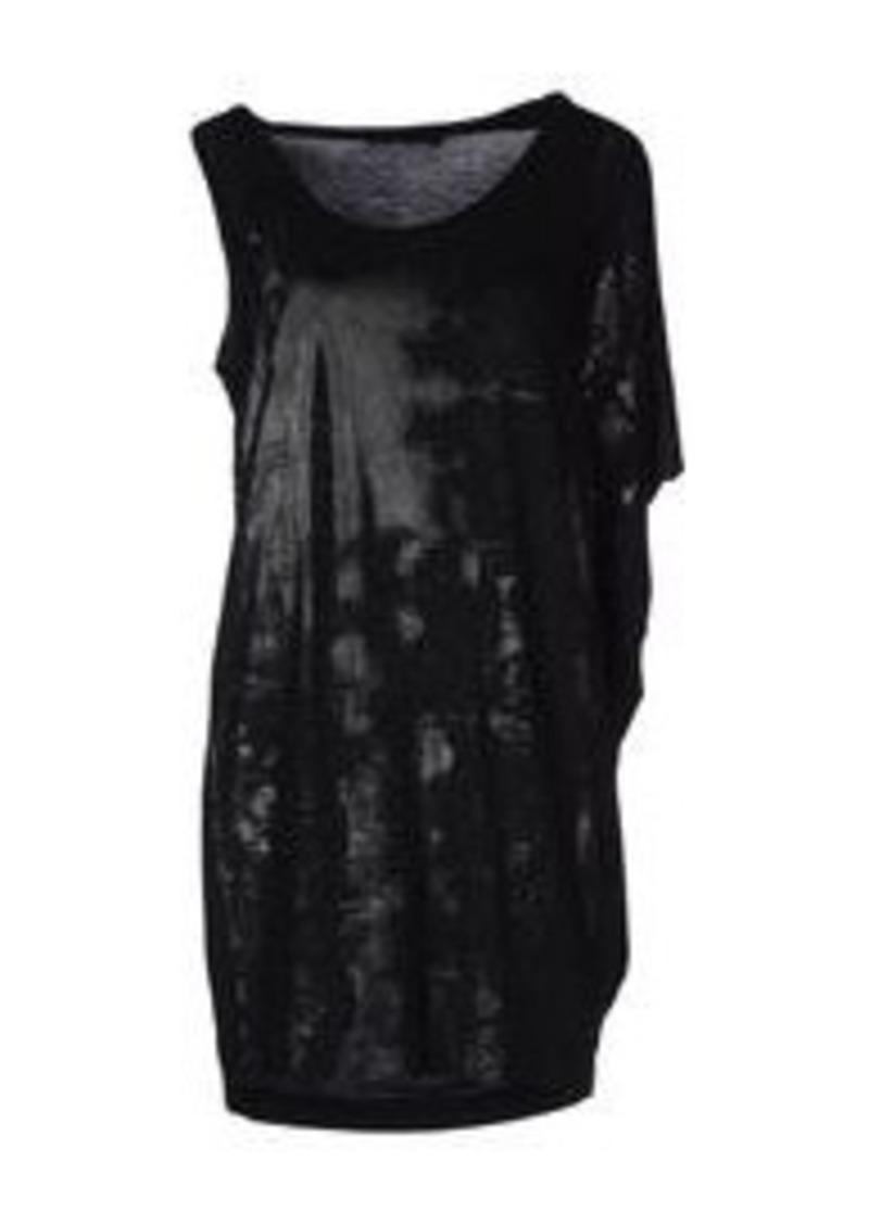 DIESEL BLACK GOLD - Short dress