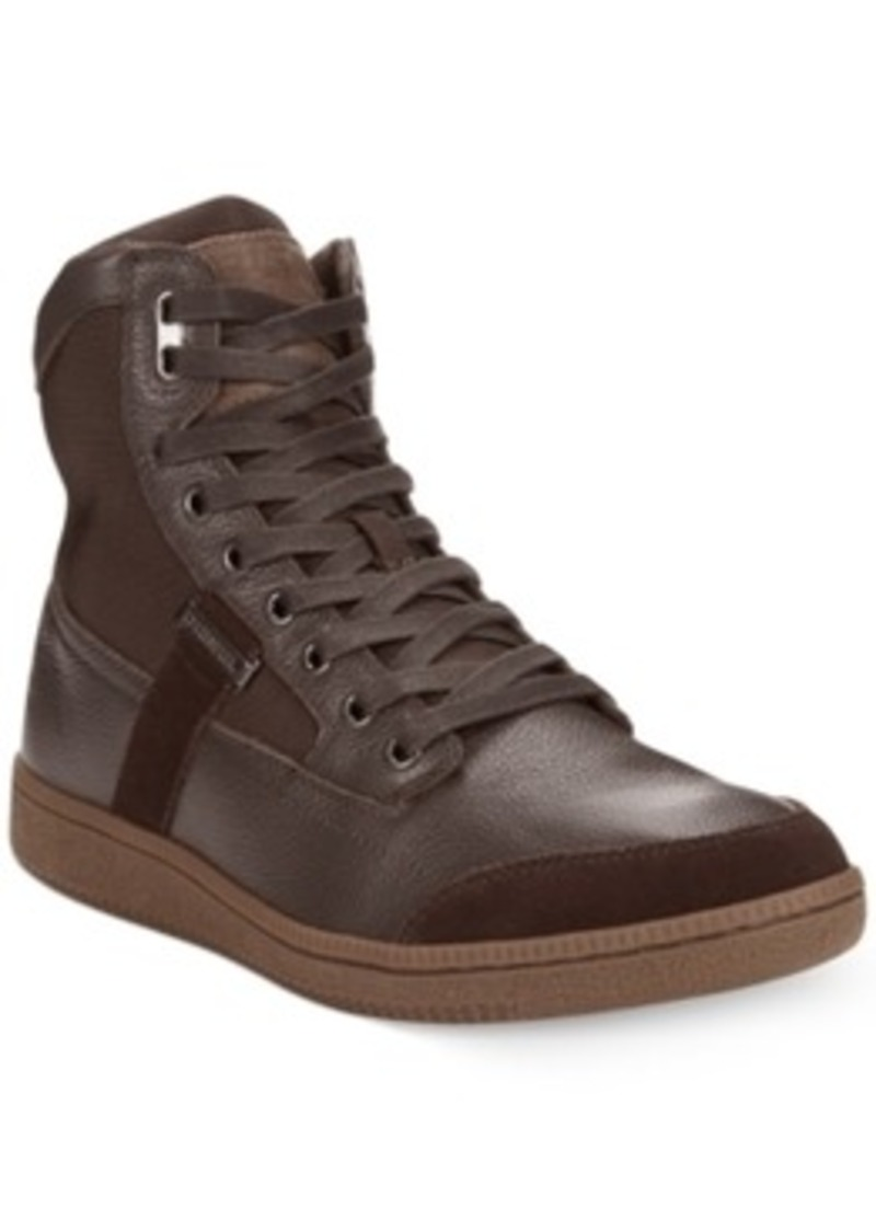 Diesel Diesel Contempo Voyager Hi-Top Sneakers Men's Shoes ...