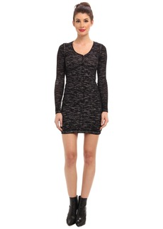 Diesel D-Blair Ribbed Dress