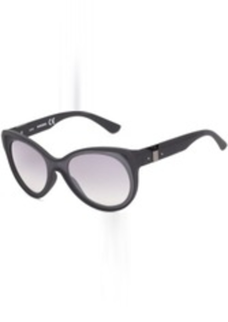 Diesel DL00325505C Cat-Eye Sunglasses