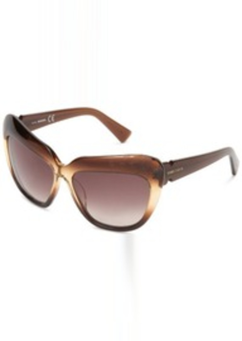 Diesel DL00475950F Cat-Eye Sunglasses