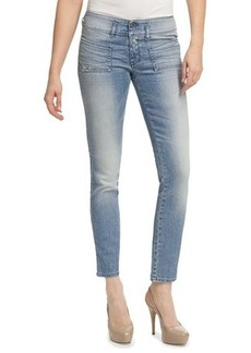 Diesel Hushy Ankle Gazer Skinny Jeans (For Women)