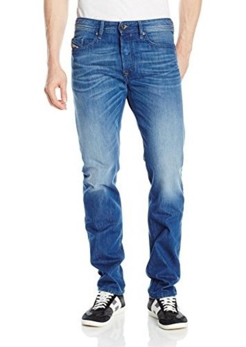 diesel diesel men 39 s buster regular tapered leg jean 0663d jeans shop it to me. Black Bedroom Furniture Sets. Home Design Ideas