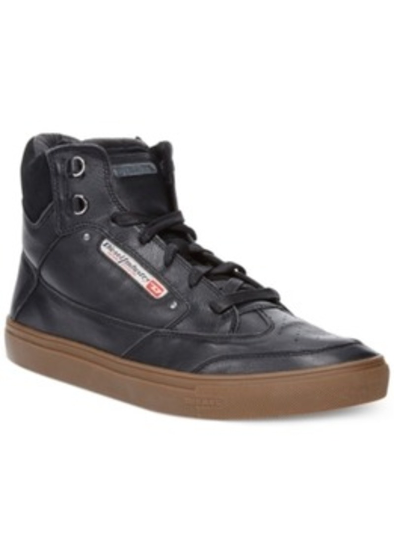 Diesel Diesel Revolution Claw Hi-Top Sneakers Men's Shoes ...