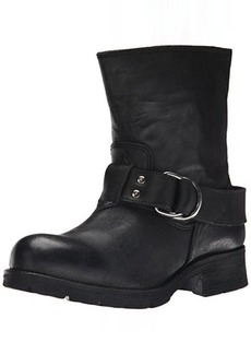 Diesel Women's B-My Rock Kruiser Motorcycle Boot, Black, 7 M US