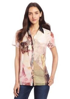 Diesel Women's C-Alumpia-SSA Shirt