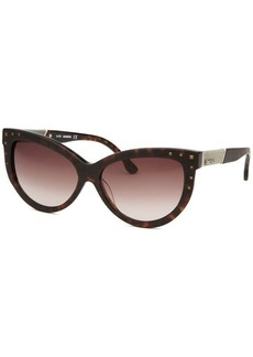 Diesel Women's Claudia Cat Eye Tortoise Sunglasses