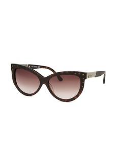 Diesel Women's Claudia Cat Eye Tortoise Sunglasses