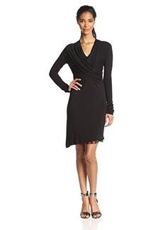 Diesel Women's D-Viola Dress, Black, Small