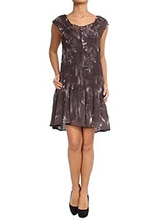 Diesel Womens Drou-Sk Dress, Graphite, X-Small