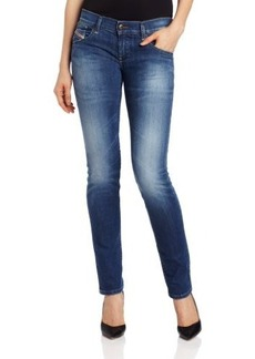Diesel Women's Getlegg Slim Skinny Leg Jean 0601I