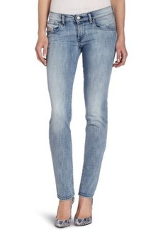 Diesel Women's Getlegg Slim Skinny Leg Jean 0881S in Denim