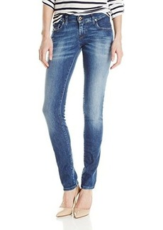 Diesel Women's Grupee Slim Skinny Leg Jean 0836X