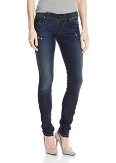 Diesel Women's Grupee Slim Skinny Leg Jean 0837R