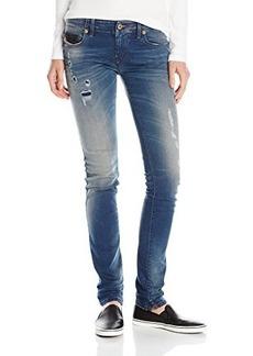 Diesel Women's Grupee Super Skinny-Leg Jean 0608P